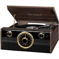 Victrola VTA-240B braun - Plattenspieler