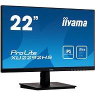 """22"""" iiyama XU2292HS-B1 - LCD Monitor"""