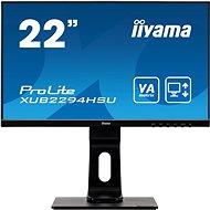 """22"""" iiyama XUB2294HSU-B1 - LCD Monitor"""