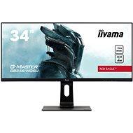 "34"" iiyama GB3461WQSU-B1 - LCD Monitor"