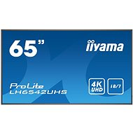 "65"" iiyama ProLite LH6542UHS-B1 - Großformat-Display"