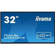 """32"""" Iiyama LH3246HS-B1 - Großformat-Display"""
