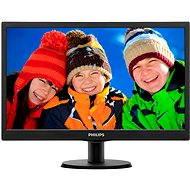 """LCD-Monitor 19,5"""" Philips 203V5LSB26 - LED Monitor"""