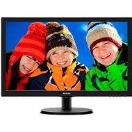 "LCD Monitor 21.5"" Philips 223V5LSB"