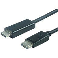 PremiumCord DisplayPort - HDMI M / M - Videokabel