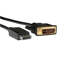ROLINE DisplayPort - DVI Verbindungskabel, abgeschirmt, 3m - Videokabel