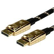 ROLINE DisplayPort gold 2 m - Videokabel
