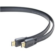 PremiumCord High-Speed ??HDMI-Kabel ??3m flach - Videokabel