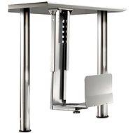 Roline Tischhalterung für PC, silberfarben, 30 kg - PC-Halter