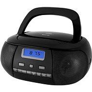 ECG-CDR 500 U schwarz - Radiorecorder