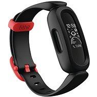 Fitbit Ace 3 Black/Racer Red - Fitnesstracker