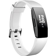 Fitbit Inspire HR White / Black - Fitness-Armband