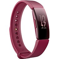 Fitbit Inspire Sangria - Fitness-Armband