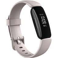 Fitbit Inspire 2 - Lunar White/Black - Fitness-Armband