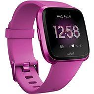 Fitbit Versa Lite Mulberry / Mulberry Aluminium - Smartwatch