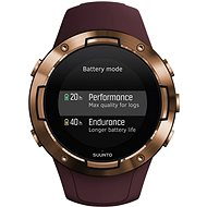 Suunto 5 G1 Burgundy Copper - Smartwatch