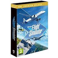 Microsoft Flight Simulator - Premium Deluxe Edition - PC-Spiel