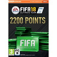 FIFA 18-2200 FUT Punkte - Gaming Zubehör