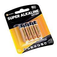 Gogen AAA LR03 Super Alkaline 4 - Einwegbatterie