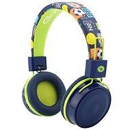Gogen HBTM 32BL blau - Kabellose Kopfhörer
