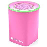 Gogen BS 074P rosa - Bluetooth-Lautsprecher