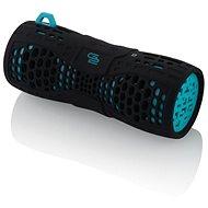 Gogen BS 115 STREET B  schwarz-blau - Bluetooth-Lautsprecher