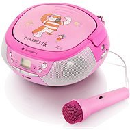 Gogen Spieler Maxi P rosa-violett - Radiorecorder