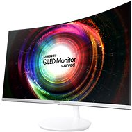 "32"" Samsung C32H711 - LED Monitor"