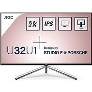 "32"" AOC U32U1 - LCD Monitor"