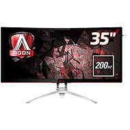"35"" AOC AG352QCX - LED Monitor"