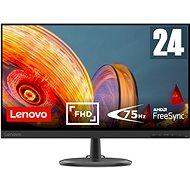 "23,8"" Lenovo C24-25 schwarz - LCD Monitor"