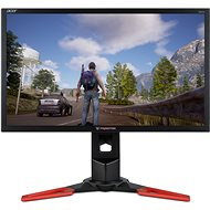 "LED Monitor 28"" Acer XB281HKbmiprz Predator UHD 4K - LCD Monitor"
