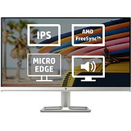 "23,8"" HP 24fw mit Lautsprecher - LED Monitor"