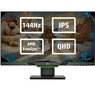 """27"""" HP X27i 2K Gaming - LCD Monitor"""