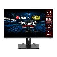 """27"""" MSI Optix MAG274R - LCD Monitor"""