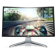 "32"" BenQ EX3200R Curved - LED Monitor"