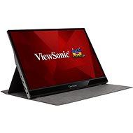 "16"" ViewSonic VG1655 Portable - LCD Monitor"