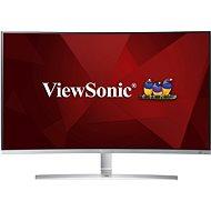 31,5ů Viewsonic VX3216-Scmh-W-2 - LED Monitor