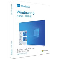 Microsoft Windows 10 Home ENG (FPP) - Betriebssystem