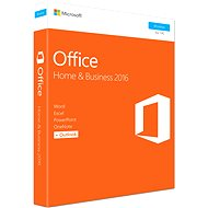 Microsoft Office 2016 Home and Business ENG - Officepack