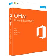 Microsoft Office 2016 Home and Student ENG - Officepack