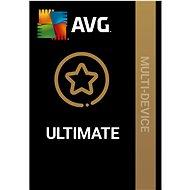 AVG Ultimate na 12 měsíců (elektronická licence) - Antivirus-Software