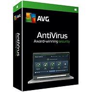 AVG Anti-Virus pro 4 počítač na 36 měsíců (elektronická licence) - Sicherheits-Software