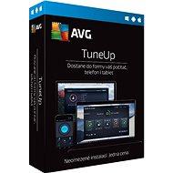 AVG PC TuneUp Unlimited na 24 měsíců (elektronická licence) - Software