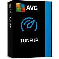 AVG PC TuneUp für 1 Computer für 12 Monate (elektronische Lizenz) - PC Instandhaltungssoftware