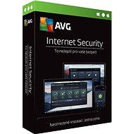 AVG Internet Security Unlimited (elektronická licence) - Internet Security