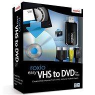 Roxio Easy VHS auf DVD für Mac DE - Grafiksoftware
