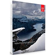 Adobe Photoshop Lightroom 6.0 Win/Mac ENG - Grafiksoftware