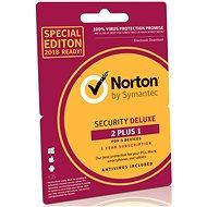 Symantec Norton Security CZ, 1 uživatel, 3 zařízení, 12 měsíců, Retail - BOX, Limited edition - Antivirus