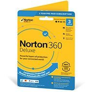 Symantec Norton 360 Deluxe 25 GB, 1 Benutzer, 3 Geräte, 12 Monate (elektronische Lizenz) - Elektronische Lizenz